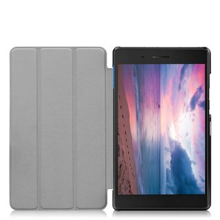Hülle für Lenovo Tab E8 TB-8304F 8 Zoll Smart Cover Etui mit Standfunktion und Auto Sleep/Wake Funktion
