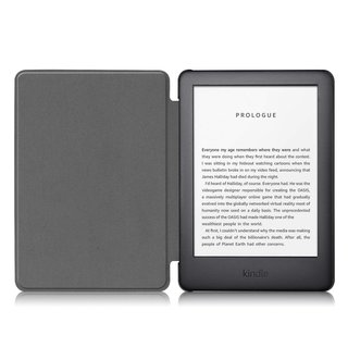 eReader Hülle für Amazon Kindle 2019 (10. Generation) 6 Zoll Slim Case Etui mit Standfunktion und Auto Sleep/Wake Funktion