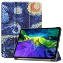 Hülle fürApple iPad Pro 11 2020 11 Zoll Smart Cover Etui...